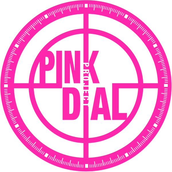 The Pink Dial Project logo